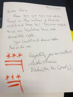Gun sense letter to Rubio